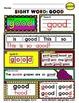 WordPlay: GOOD (Sight Word activities)