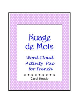 Wordle Activity * Pac For French