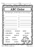 Wordly Wise Book 5 ABC Order Supplements