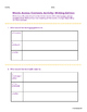 Words Across Contexts Bundle - Vocabulary Activities for T