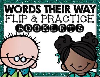 Words Their Way:  Flip & Practice