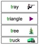 Words Their Way Level B Word Wall Sorts 1-18