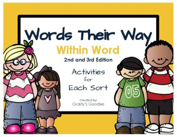 Printables Words Their Way Worksheets words their way within word pattern spellers by grastys a workshe