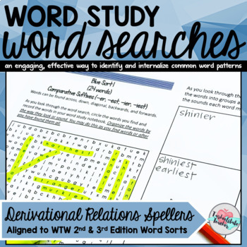 Word Study Derivational Relations Week 3/25 - YouTube
