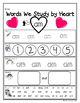 Words We Study By Heart-Dolch Primer