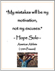Words of Wisdom: Quote of the Week-Free Sample (Common Core)