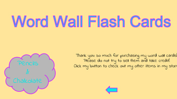Wordwall Cards Flash Cards Alphabet Posters Primary colors