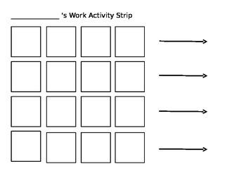 Work Activity Strip