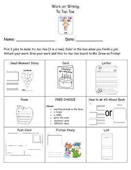 Work On Writing Tic-tac-toe Menu