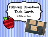 Work Task Boxes 36 one-step task written in simple terms