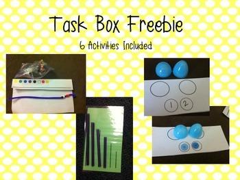 Work Tasks Freebies