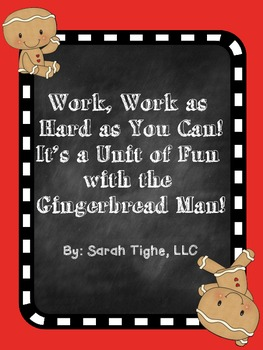 Work, Work as Hard as You Can! It's a Unit of Fun with the