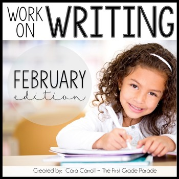 Work On Writing - February