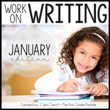 January Work on Writing Centers