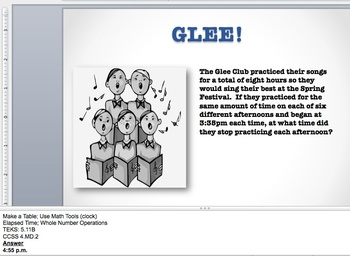 Work the Words (WtW): 5th-Grade Word Problems for STAAR® M