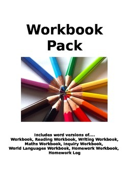 Workbook Collection - Marking and Expectation File (EDITAB