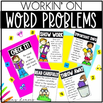 Workin' On Word Problems