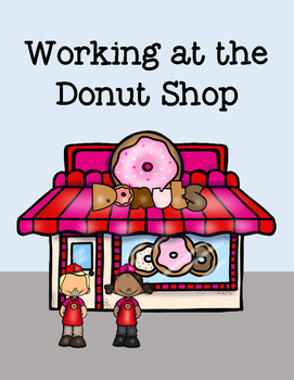 Working at the Donut Shop Rhyme Bundle