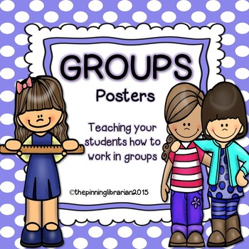 Working in Groups Posters