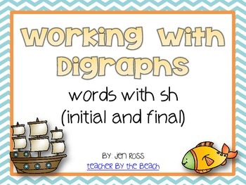 Working with Digraphs: sh words
