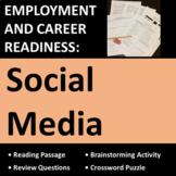 Employment & Career - Social Media Packet, Activities