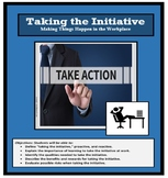 "Careers, ""TAKING THE INITIATIVE"" Vocational, Career exploration"