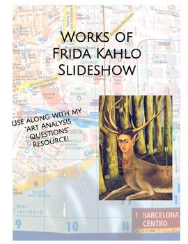 Works of Frida Kahlo Slideshow