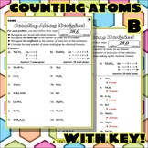 Worksheet: Counting Atoms 2