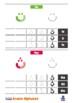 Worksheet Printable - Arabic Alphabet (Hijaiyah)