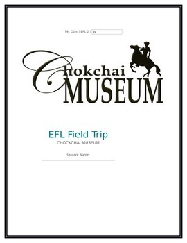 Worksheet for Chokchai Museum