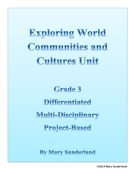 World Communities and Cultures Unit