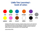 Colors and Counting 4 (eBook)