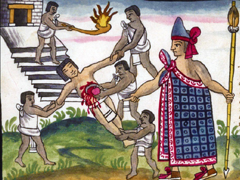 World History #13: The Toltecs, Aztecs and Inca