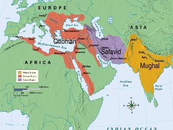 World History #21: Gunpowder Empires (Ottoman, Safavid, Mughal)