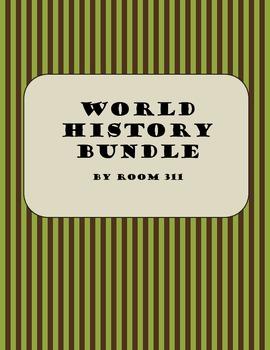 World History Bundle