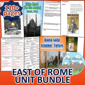 Byzantines, Han, Muslims & Mongols / East of Rome *Unit Bu