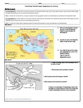World History: Constantinople Case Study