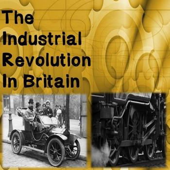 World History High School: Industrial Revolution In Britain