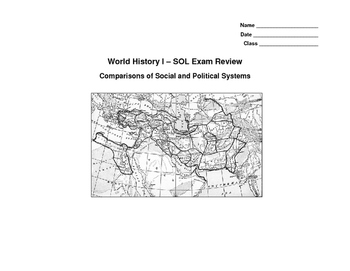 World History I SOL Review: Comparing Social and Political