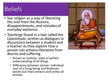 World History: Introduction to Hinduism and Buddhism