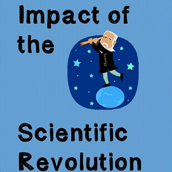 World History Lesson Plan: Impact of The Scientific Revolution