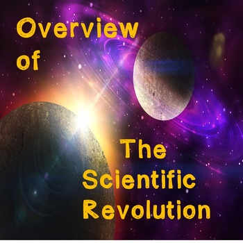 World History Lesson Plan: Overview of the Scientific Revolution