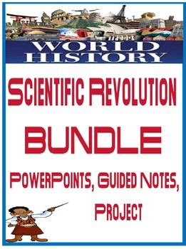 World History Scientific Revolution PowerPoint with Fill i