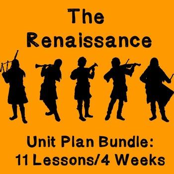 World History Unit Bundle: The Renaissance