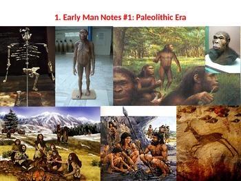 World History to 1500: Early Man (VA SOL)