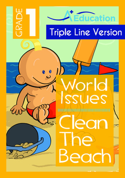 World Issues - Clean The Beach (I) - Grade 1 ('Triple-Trac