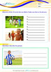World Issues - Exercise and Stay Healthy - Grade 2
