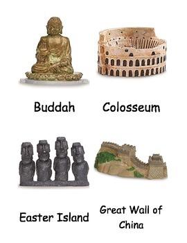World Landmark Nomenclature