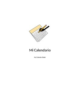 World Language picture Calendar