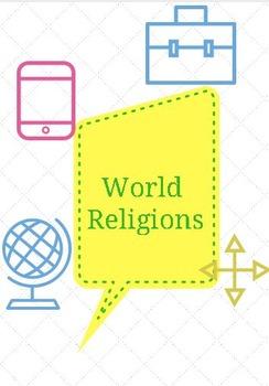 World Religion Unit